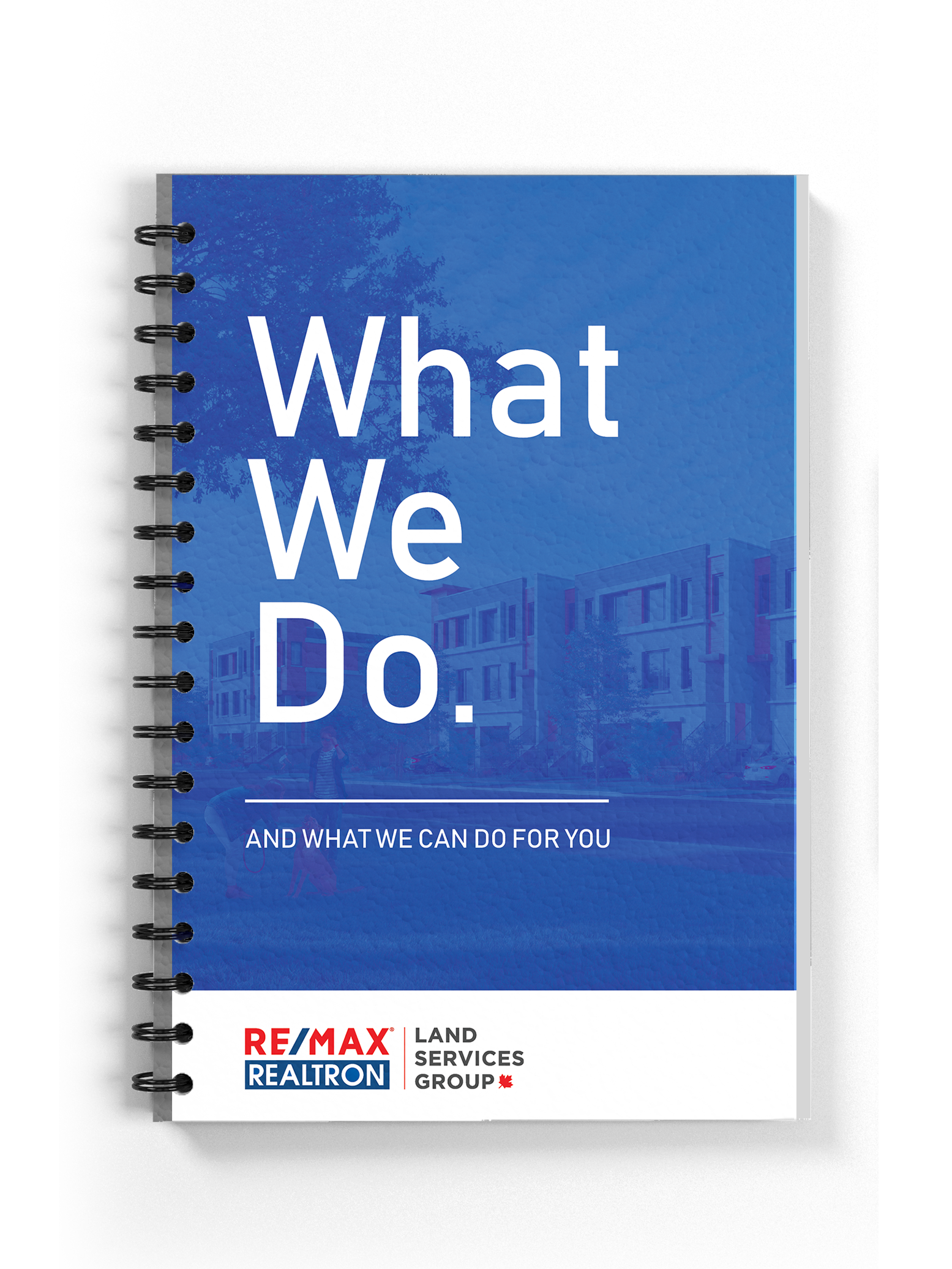What We Do Booklet